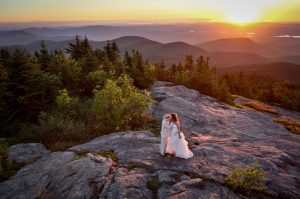 Mountain-Top Wedding